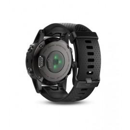 Zegarek sportowy Garmin Fenix 5S Sapphire (szary)