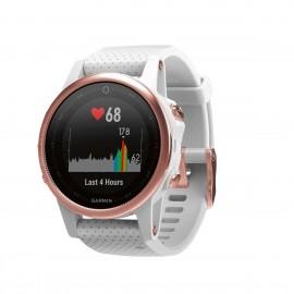 Zegarek sportowy Garmin Fenix 5S Sapphire (złoto)