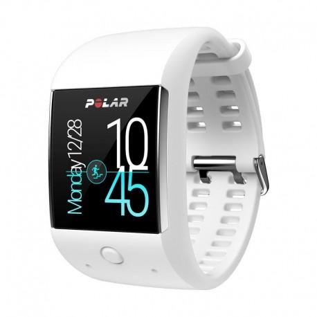 Zegarek sportowy Polar M600 biały