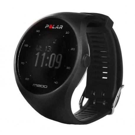 Zegarek sportowy Polar M200 czarny OHR