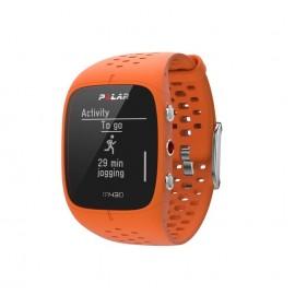 Polar zegarek sportowy M430 pomarańczowy