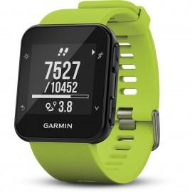 Zegarek sportowy Garmin Forerunner 35 (limonkowy)