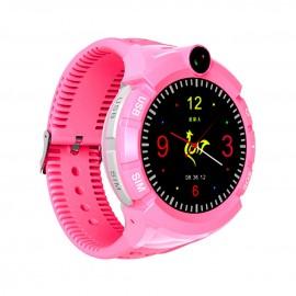 Smartwatch AW-K03 z lokalizatorem GPS Pink