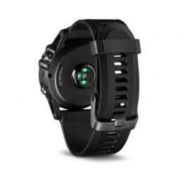 Zegarek sportowy Garmin Fenix 3 HR silver (nadgarstkowy pomiar tętna)
