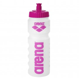 Bidon Arena Water Bottle (clear-pink)